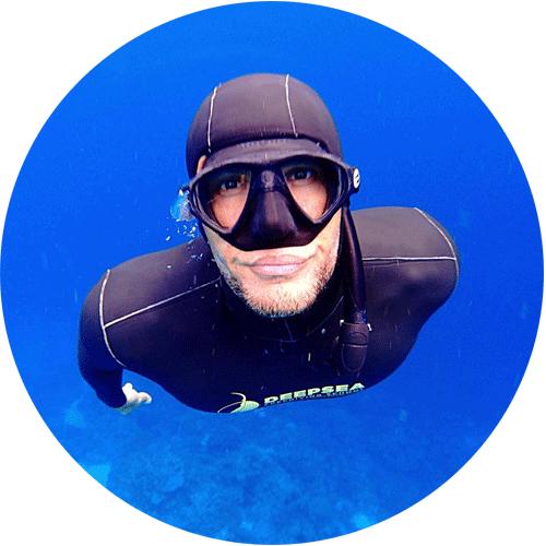 Cursos y Coaching de apnea en el Mar Caribe