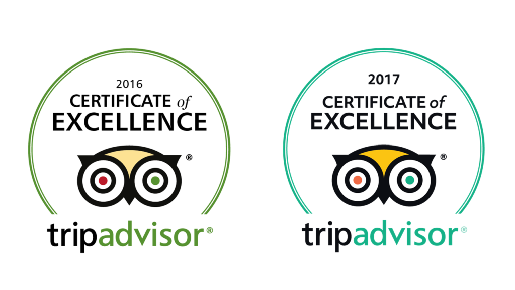 tripadvisor, excellence