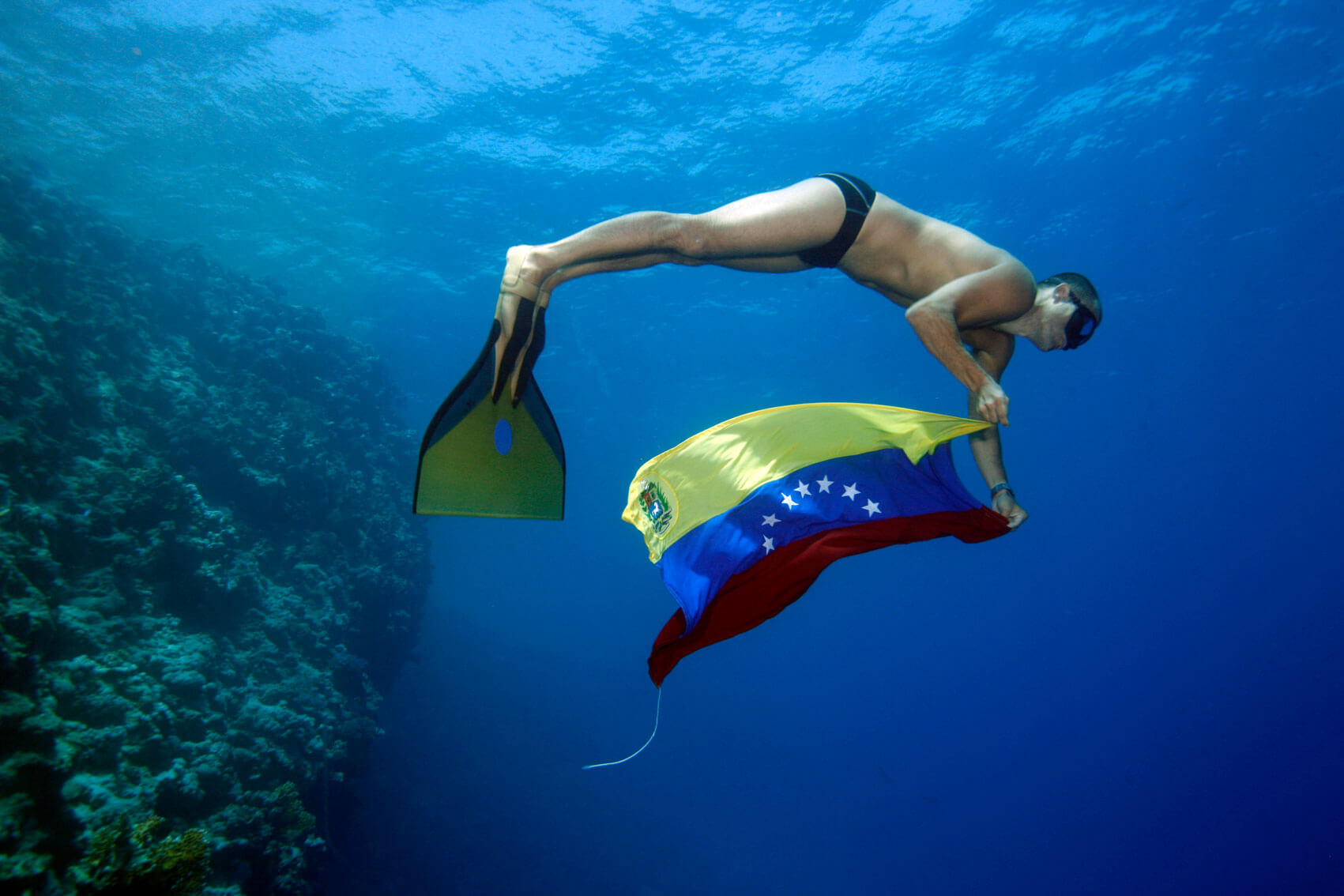 Carlos Coste Legendary Freediver - Deepsea Freediving