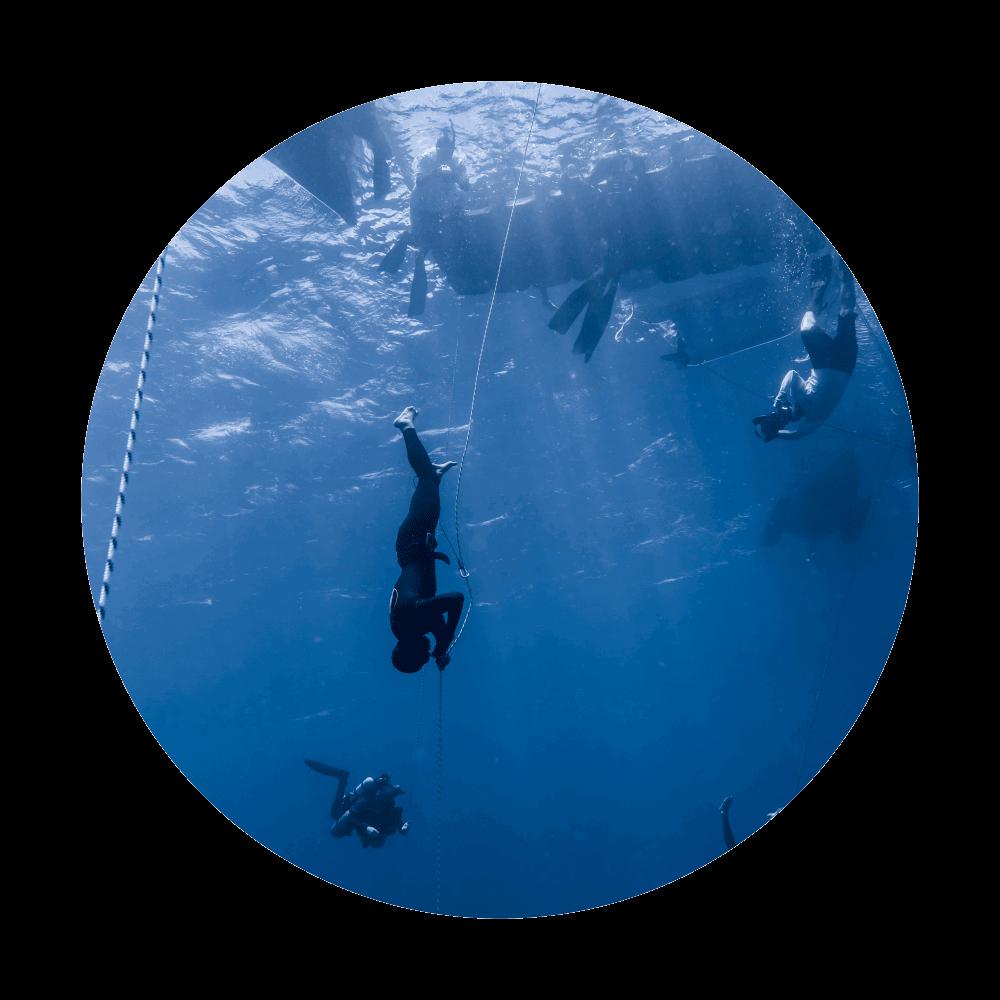 freediving activities