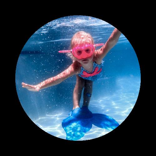 mermaid underwater photoshoot, mermaid bonaire