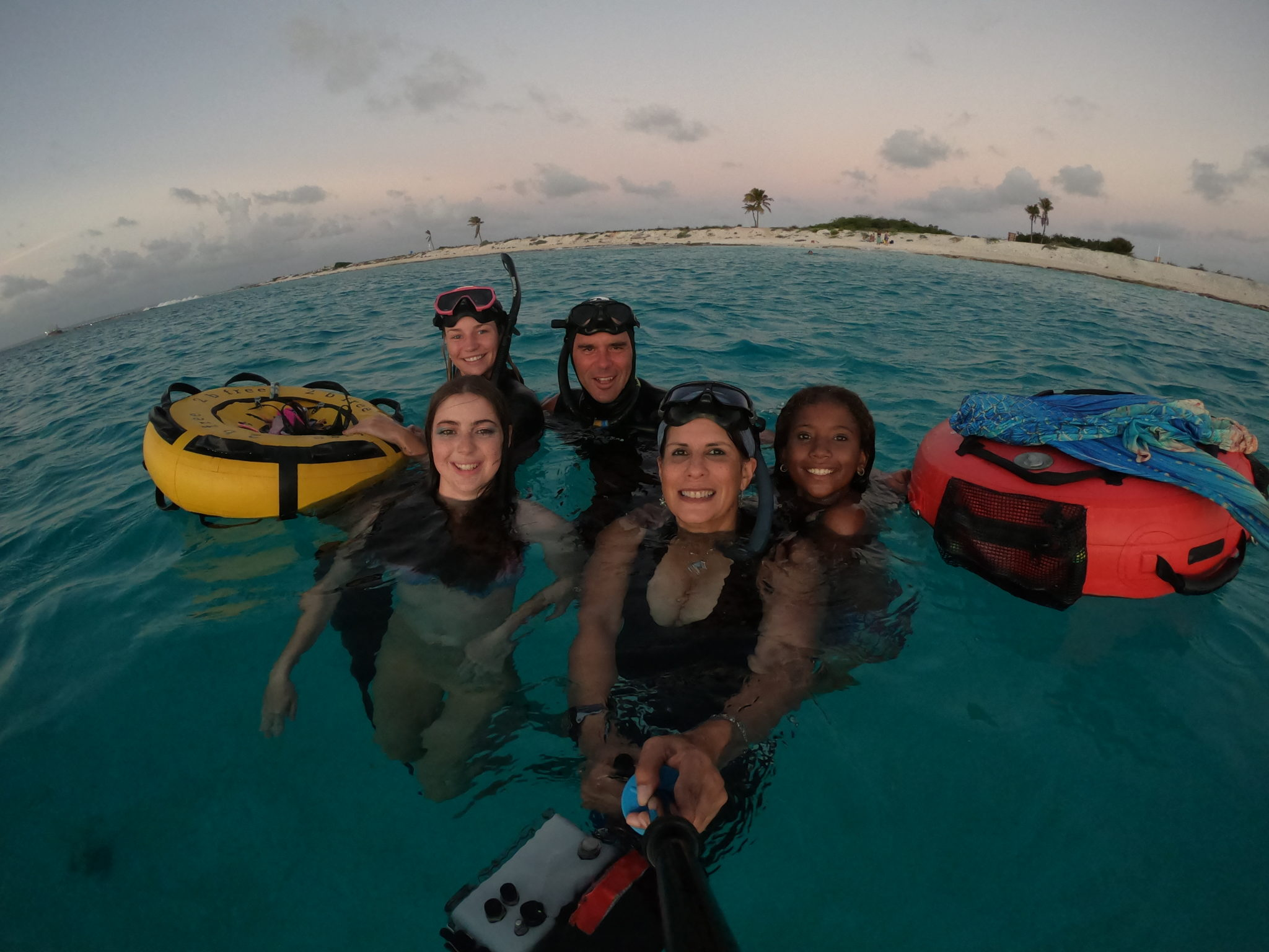 Our Freediving Family